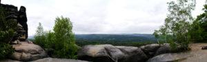 Blick vom südlichen Pfaffenstein