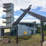 Aussichtsturm zum Schweren Berg in Weißwasser - Tagebau trifft Rekultivierung