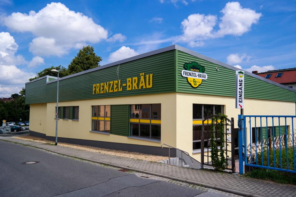 Die neue Brauerei von Frenzel Bräu
