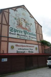 Spree-Pension Brauereiausschank