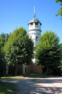 Der Friedensturm in Weinböhla, auch Bismarckwarte genannt