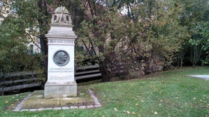 Palitzsch-Denkmal in Prohlis