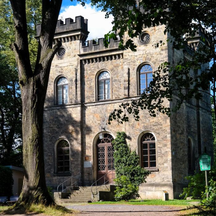 """Das Belvedere """"Schöne Höhe"""""""