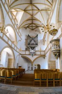 Kirche im Schloss Hartenfels