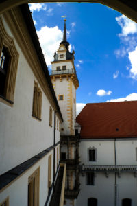 Hausmannsturm im Schloss Hartenfels