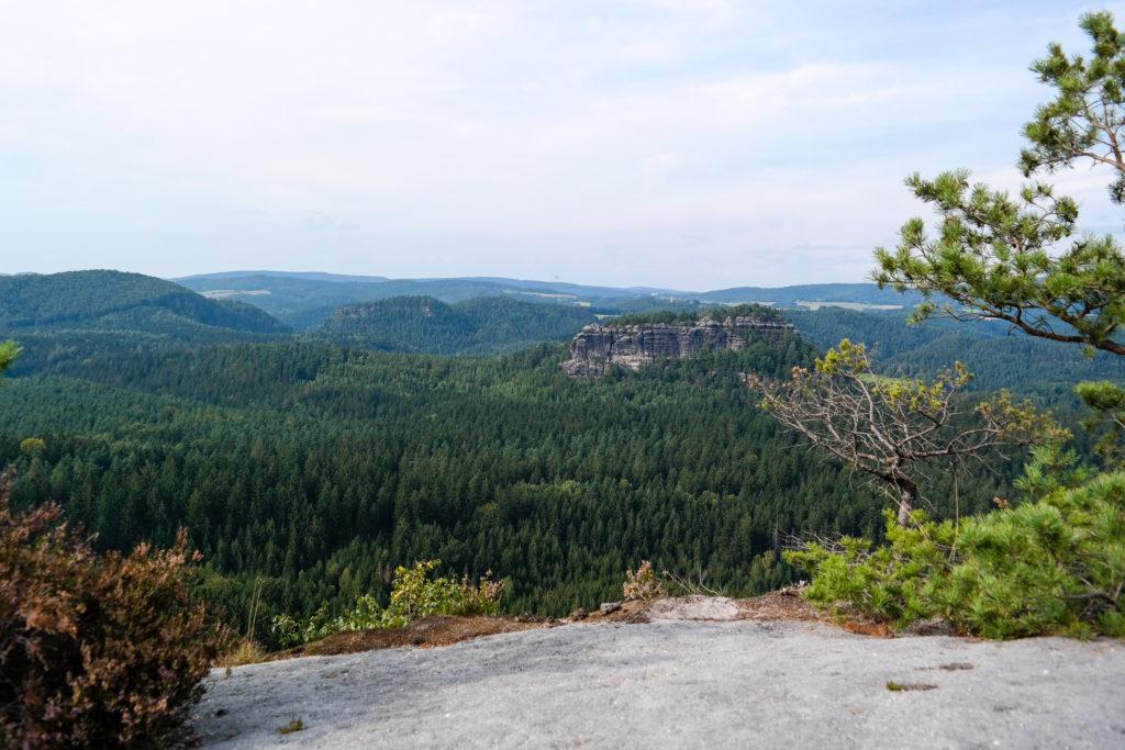 Blick vom Winterstein