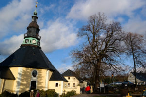 Bergkirche in Seiffen