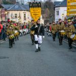 Bergparaden sächsischer Bergleute