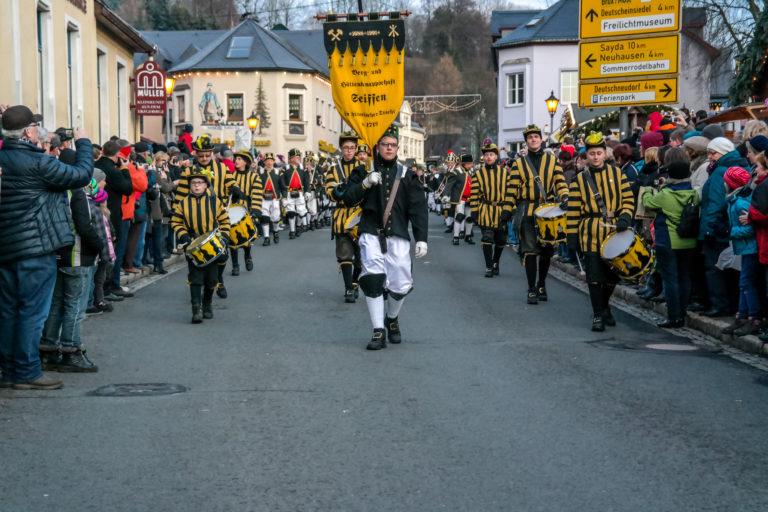 Bergparade Seiffen