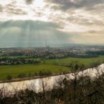 Eine kleine Runde zu einer von Dresdens schönsten Aussichten