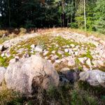 Wüstes Dorf Nennewitz - Steinzeitliche Spuren im Wermsdorfer Forst
