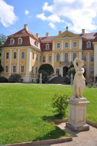 Barockschloss Rammenau, Quelle: zur Verfügung gestellt vom Barockschloss Rammenau