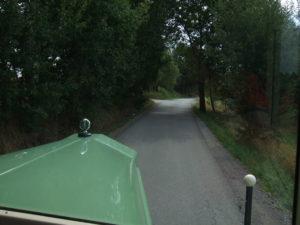 Eine Fahrt mit dem VOMAG durchs Vogtland