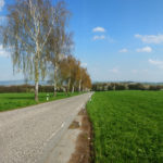 Zwischen Apfelblüte und Orangenbaum - Eine Radtour südöstlich von Dresden