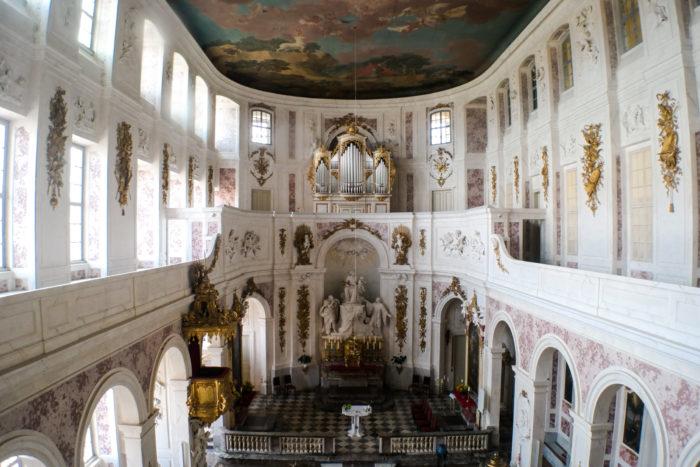 Schlosskirche Hubertusburg
