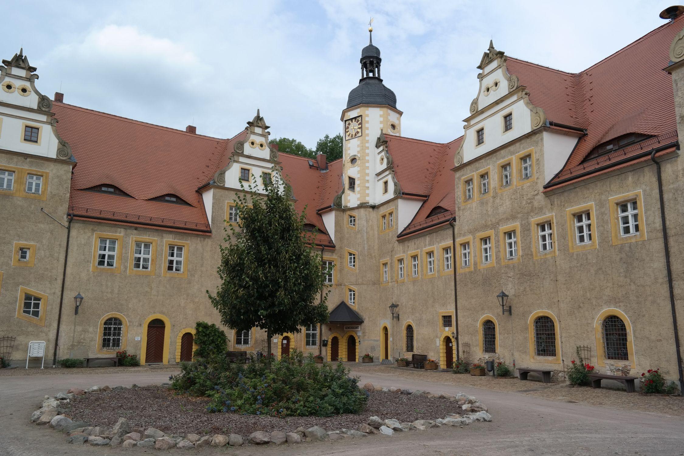 Altes Jagdschloss Wermsdorf