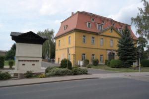 Alte Poststation Wermsdorf