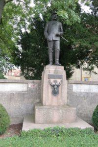 Denkmal König Alberts in Wermsdorf