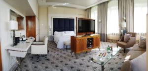 Die Suite im Westin Bellevue Dresden