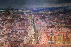 Altstadtblick im Panometer