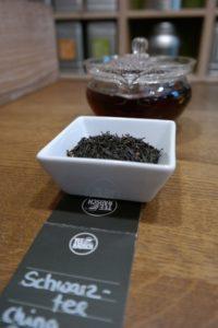 Schwarztee-Verkostung im Teerausch
