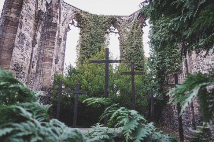Widenkirche in Weida © Maria Kehr