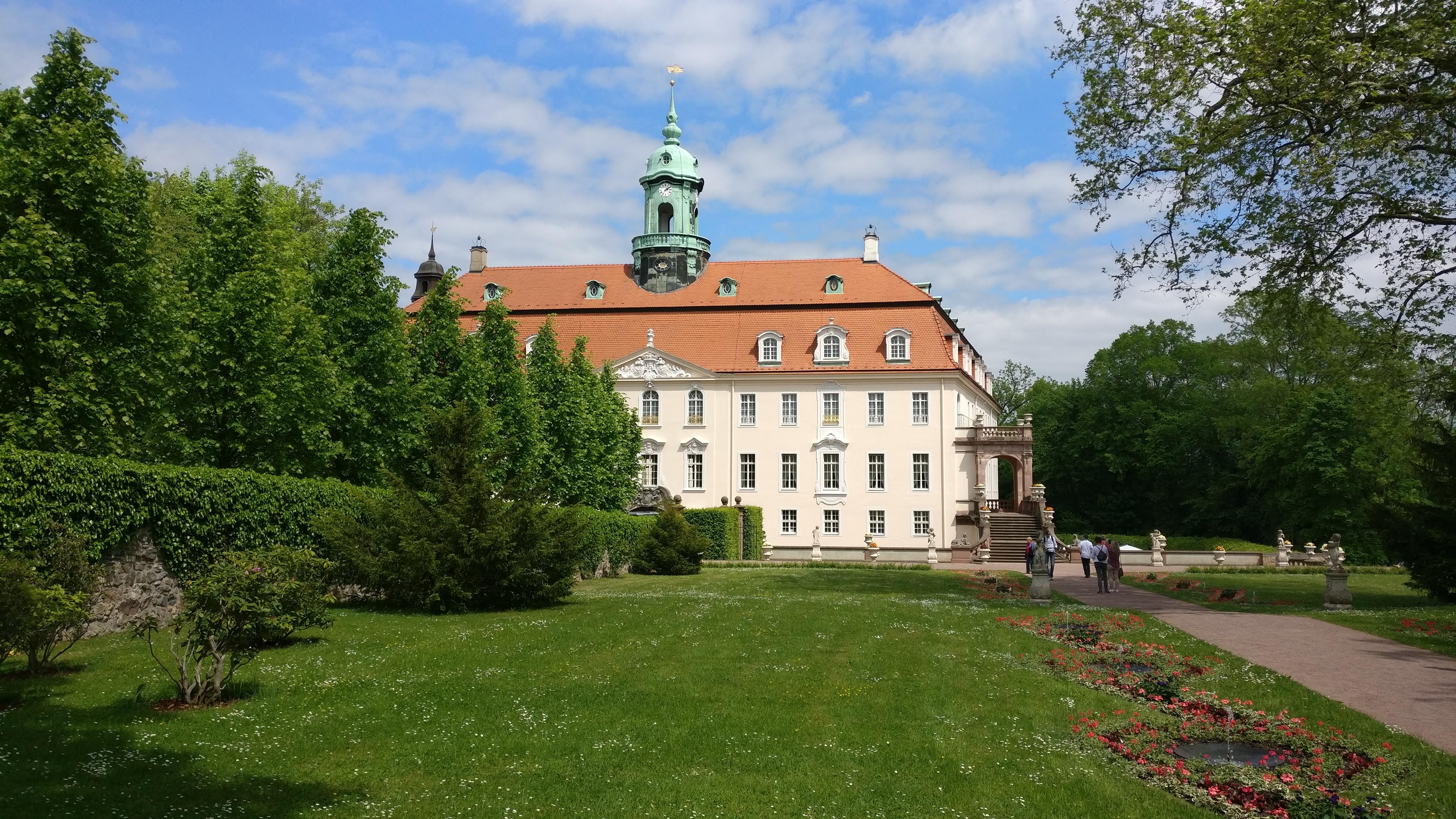 Schloss Lichtenwalde bei Chemnitz