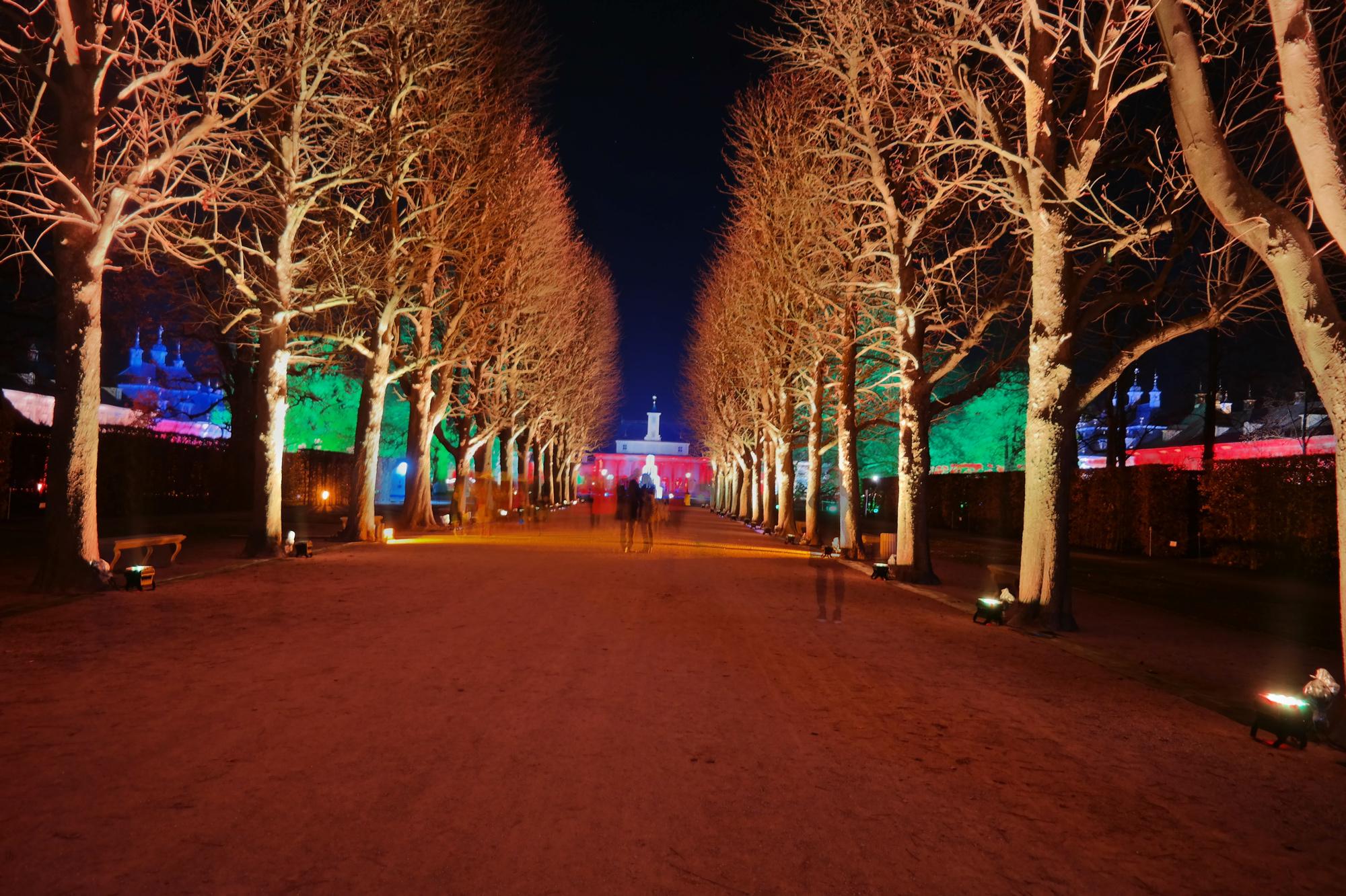 Christmas Garden Dresden - Eintritt in den bezaubernden Schlossgarten von Pillnitz