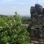 Das Zittauer und Lausitzer Gebirge an vier Tagen - Von Waltersdorf nach Krompach (Tag 1/4)