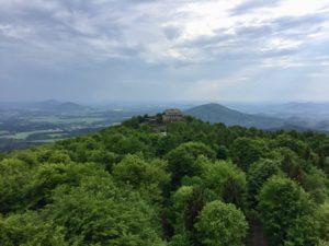 Blick vom Hochwaldturm; Foto: Jonas Bley