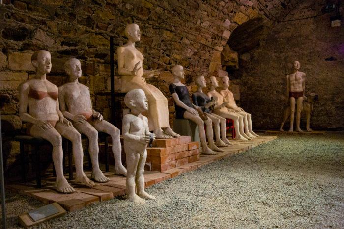 Ausstellung im Kloster Mildenfurth