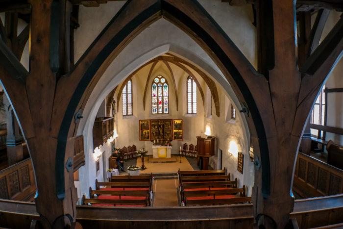 Kirche St. Marien in Gera