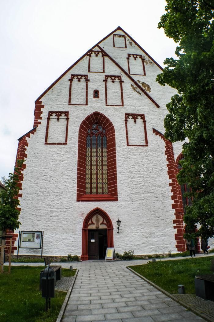 Kirche St. Marien in Weida