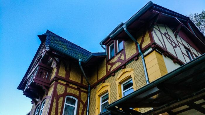 Hotel Zwergenschlösschen, Gera