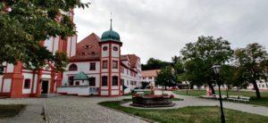 Zisterzienserkloster in Panschwitz-Kuckau