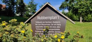 Nubbernplan'l - Wir lernen Lausitzer Dialekt