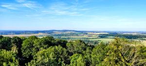 Aussicht vom Rotstein